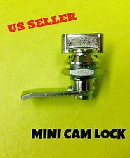 MINI CAM LOCK WING KNOB CABINET BOX DRAWER MAILBOX CUPBOARD DESK #166.1.1.10