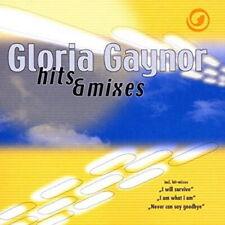 Gloria Gaynor Hits & Mixes (I Will Survive, I Am What I Am) EDEL CD Album