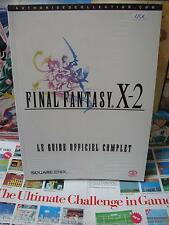 Playstation 2 PS2:GUIDE Final Fantasy X-2 [TOP RPG & 1ERE EDITION] NEUF - Fr