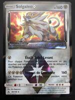 Carte Pokemon SOLGALEO 89/156 PRISME Soleil et Lune 5 SL5 FR NEUF