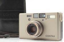 [Near Mint in case] Contax T3 Single Teeth 35mm Point & Shoot Film Camera JAPAN