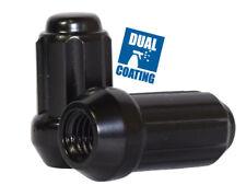 Wheel Lug Nut-Spline Lug Nut Short Truck 6 Sided 14mm 1.50 Black . 631148SBLK