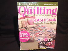 Fons & Porter's Love Of Quilting Magazine January/February 2007