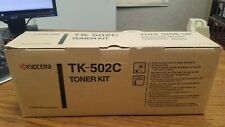 OEM Kyocera TK-502C Toner Kit for Ecosys Printer C5000 Series