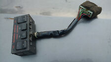 Mazda Rx7 Rx-7 USED Convertible Speaker Control Switch (NOT TESTED) 1988 To 1991