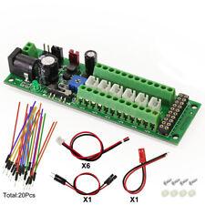 Power Distribution Board Self-adapt Power Distributor+Accessory LED Light Hub