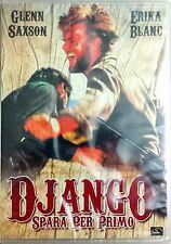 Django Spara Per Primo Dvd Sigillato Glenn Saxon Erika Blanc