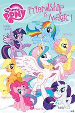 My Little Pony Friendship Poster Print, 24x36