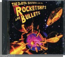 The DeRita Sisters & Junior - Rocketships and Bullets - New 1994 Punk Music CD!
