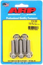 Arp 613-1250 Stainless Steel 3/8-16 12-Point Bolts - Pack Of 5
