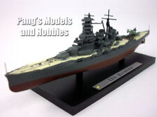 IJN Battleship Kirishima 1/1250 Scale Diecast Metal Model Ship by Atlas