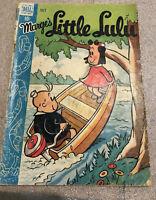 Little Lulu #13 1949 - Marge's Little Lulu Vol 1 No 13 July 1949 Dell Publishing