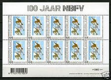 Nederland NVPH 2563 Vel Persoonlijke zegels 100 Jaar NBFV 2008 Postfris