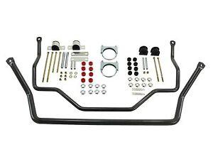 Belltech 88-98 C2500 C3500 454SS Front & Rear Sway Bar Set