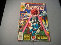 The Avengers #169 (1978, Marvel) Low Grade