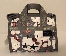 NWT!! Lesportsac X Hello Kitty Petite Weekender Crossbody Shoulder Bag