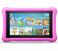 "AMAZON Fire HD 8"" Kids Edition Tablet (Oct 2018) - 32 GB, Pink - Currys"