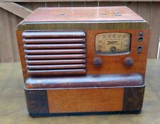 vintage 1939 Zenith model 5G403 tube radio  - WORKING!! w/ Extras & Wavemagnet