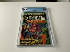 MARVEL SPECTACULAR 4 CGC 9.6 WHITE PAGES THOR REPRINTS 133 EGO MARVEL COMICS
