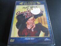 """DVD NEUF """"ANNIE DU KLONDIKE"""" Mae WEST"""