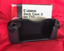 Canon Back Case II portion for T50