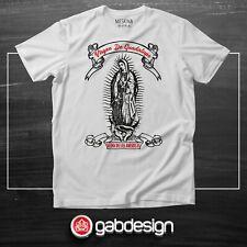 T shirt Madonna Vergine di Guadalupe - 100% cotone - scegli la tua taglia