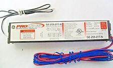 (1) 277 Volt Electronic Ballast For 2/1 F96T8 or 2/1 F32T8/WM Lamps GE-259-277-N