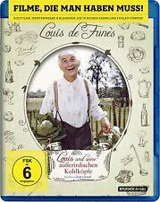 Blu-ray * LOUIS UND SEINE AUSSERIRDISCHEN KOHLKÖPFE -  Louis de Funes # NEU OVP/