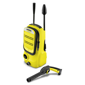 karcher k2 compact pressure washer - WE OFFER YOU AN EXTRA YEAR WARRANTY 1673501