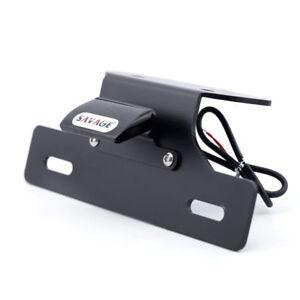 FenderEliminator/LicensePlateHolder For Suzuki GSX-R 600 / GSX-R750 2011-2020