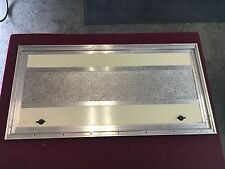 """34"""" x 17"""" OD RV Motorhome Trailer Baggage Compartment Access Door #9"""