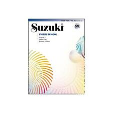 Alfred Suzuki Violin School Volume 5 Revised (Book/CD) ,32743