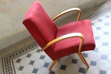 VINTAGE ARM CHAIR, 1940-50S Lounge chair halabala Frantisek JIRAK