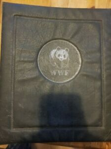 WWF CONSERVATION STAMP COLLECTION