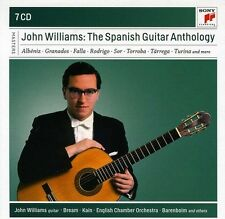 John Williams - John Williams: The Spanish Guitar Anthol [New CD] UK - Import