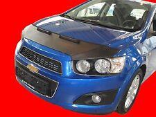 Chevrolet Aveo Sonic Holden TM Barina T300 2011- CUSTOM CAR HOOD BRA NOSE MASK