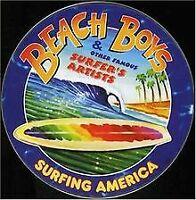 Surfin America von Beach Boys   CD   Zustand gut