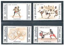 THAILAND 1966 Thai Sports