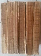 PICARDIE et TOPOGRAPHIE - 5 volumes