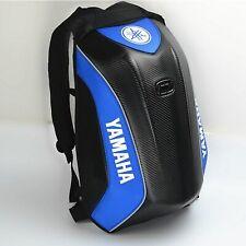 New No Drag Mach Style Motorcycle Riding Waterproof Carbon Fiber Backpack Yamaha