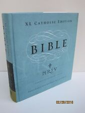 NRSV XL Catholic Edition by Harper Bibles