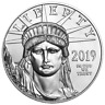 2019 $100 American Platinum Eagle 1 oz Brilliant Uncirculated