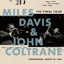 MILES & COLTRANE,JOHN DAVIS - THE FINAL TOUR: COPENHAGEN VINYL LP NEU