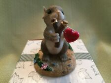 """Charming Tails """"Give Love a Shot"""" Item Number 84/109 with Box"""