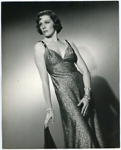 Stage & Screen Icon Julie Andrews Original 1960s Beautiful Glamour Photograph