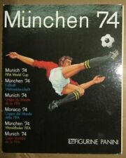 Panini Official Album FIFA World Cup Germany 1974 Complete Reprint Reimpreso