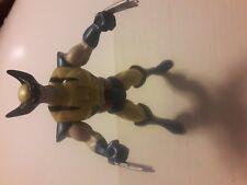 Wolverine  1998 toy biz talking wolverine.