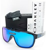 NEW Oakley Crossrange Shield sunglasses Black Ink Prizm Sapphire 9390-0931  Asian c4c37cf3c0