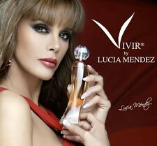 VIVIR by Lucia Mendez Colonia con Feromonas/ Spray Cologne with Pheromones 60ml