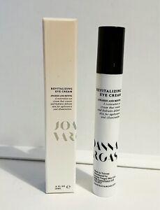 Joanna Vargas Revitalising Eye Cream 15ml Full Size New In Box